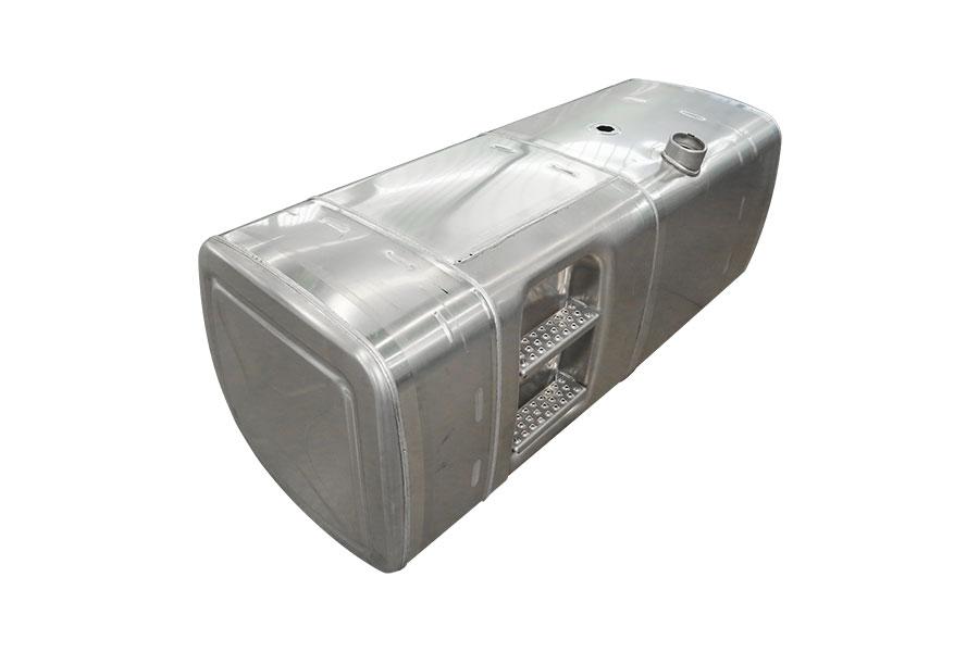 方形铝合金踏板油箱