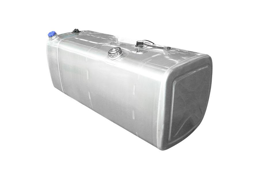方形铝合金双腔尿素罐复合贝博